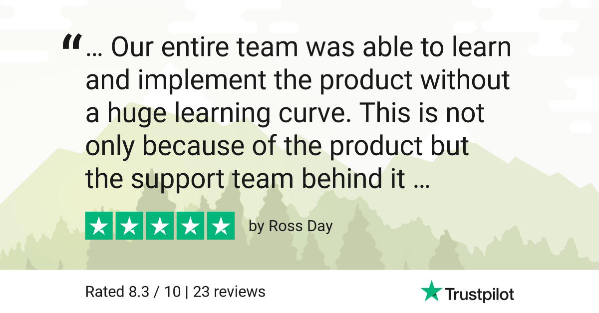 Trustpilot Review - Ross Day